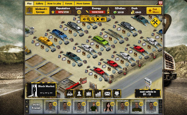 Gold rush the game all story locations
